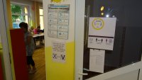 Ниска избирателна активност в Благоевград, 7 кандидати се борят за кметския пост
