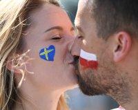 снимка 13 Левандовски не стигна на Полша, Форсберг грейна за Швеция