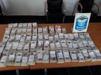 """Хванаха недекларирани британски лири и евро за близо 2 млн. лв. на """"Капитан Андреево"""""""