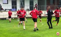 ЦСКА отстъпи на Олимпиакос в контрола