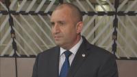 Радев от Брюксел: Единствено от диалога с България зависи ускоряването на европейската перспектива за РСМ