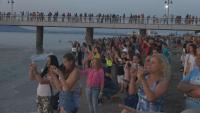 Хиляди посрещнаха Джулай морнинг в Бургас, Варна и на брега на Дунав