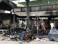 Започва оценка на щетите след пожара в Перник