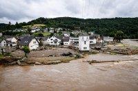 снимка 7 Унищожителни наводнения в Германия (Снимки)