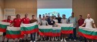 България U17 замина за ЕвроВолей 2021 с много трибагреници и мотивиращ урок по българска история