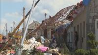 Бурите в Чехия взеха две жертви