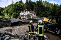 снимка 17 Унищожителни наводнения в Германия (Снимки)