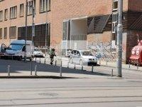 """Сапьори обезвредиха изоставен куфар на бул. """"Стамболийски"""" (Видео)"""