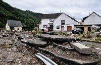 снимка 8 Унищожителни наводнения в Германия (Снимки)