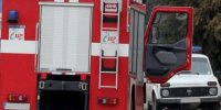 Пожар горя в болницата в Кърджали, пострадали са двама души