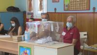 Изборният ден в Благоевград приключи с 28,46% избирателна активност