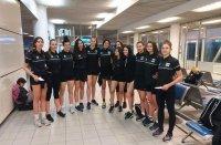 Националният отбор за девойки стартира на ЕвроВолей U16