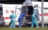 Рекорд при новите случаи на COVID-19 в Русия