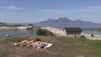 Необичайно горещо време в Норвегия