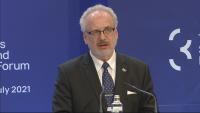 Егилс Левитс: Голямо предизвикателство е да сме домакин на следващата среща на Върха в Рига
