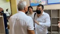 От нашите пратеници в Турция: Скандал в Авджълар за попълването на декларациите пред секцията