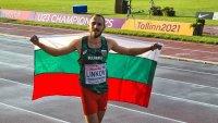 Българският лекоатлет Борис Линков с бронз от Евро 2021