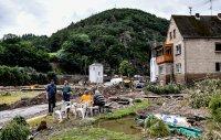 снимка 12 Унищожителни наводнения в Германия (Снимки)