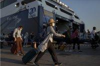 Нови ковид разпоредби за пътуване до и от гръцките острови