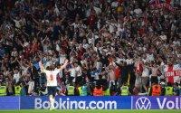 Английските фенове вече се подготвят за финала на Евро 2020