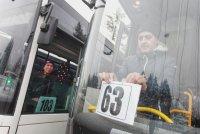 Ново разписание на автобусите по линия 63 към Витоша