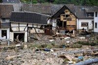 снимка 16 Унищожителни наводнения в Германия (Снимки)