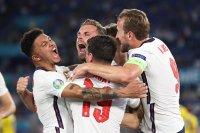 Англия разби Украйна за място в топ 4 на УЕФА Евро 2020