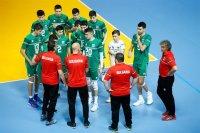 България U17 започва участието си на Европейското по волейбол