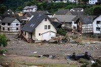 снимка 14 Унищожителни наводнения в Германия (Снимки)