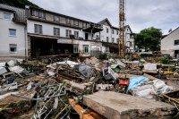 снимка 11 Унищожителни наводнения в Германия (Снимки)