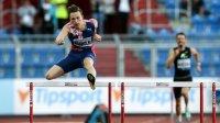 Карстен Вархолмм счупи рекорда на 400м с препятствия