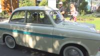 Ретро парад в Бургас: Над 200 експоната от България и Сърбия