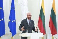 Шарл Мишел с предупреждение към Беларус заради наплива на мигранти