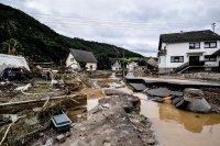 снимка 6 Унищожителни наводнения в Германия (Снимки)