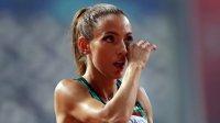 Ивет Лалова ще участва само на 200м в Токио