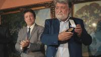 Вежди Рашидов с награда от Кралския артистичен кръг в Барселона
