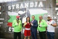 Стойка Кръстева загря за Олимпиадата с титлата от Държавното първенство по бокс