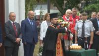 Водосвет за Илинден: Пожарникарите почитат своя покровител Свети Илия