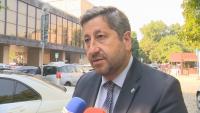 Христо Иванов пред БНТ за проектокабинета на ИТН: Става дума или за грешка, или за провокация