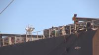 Епидемичен взрив от COVID-19 на кораб на пристанище Бургас