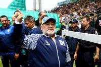 Италия и Аржентина ще играят в памет на Марадона