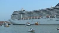 Круизните кораби без достъп до центъра на Венеция