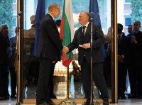 Румен Радев: Българската дипломация умело защитава националния интерес