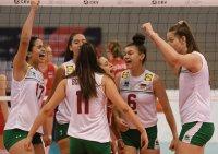 Младите ни волейболистки ще играят за бронза на Европейското