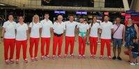 Голяма група родни олимпийци отпътува за Токио