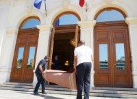 снимка 15 Първи звънец за 46-ия парламент (Снимки)