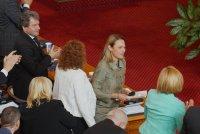 снимка 10 Първи звънец за 46-ия парламент (Снимки)