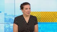 Антония Първанова: Кандидатурата на Николай Василев е коренно противоположна на профила на предишния редовен премиер