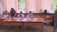 В секция в Пловдив чакаха повече от 5 часа, за да могат да гласуват