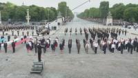 Денят на Бастилията: Франция чества националния си празник